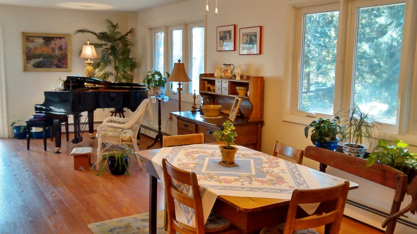 Lovely, clean, quiet, convenient + - Mechanicsburg - Huis