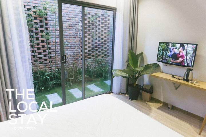 Cozy Room with Terrace Near My Khe Beach #@