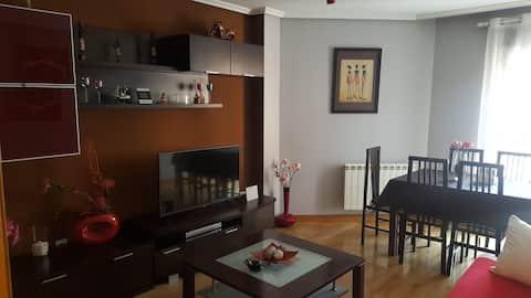 "Apartamento Duplex   Usarena ""EZCARAY"" LA RIOJA"