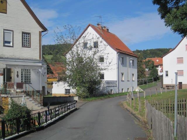 (URL HIDDEN) - Spangenberg - Huis