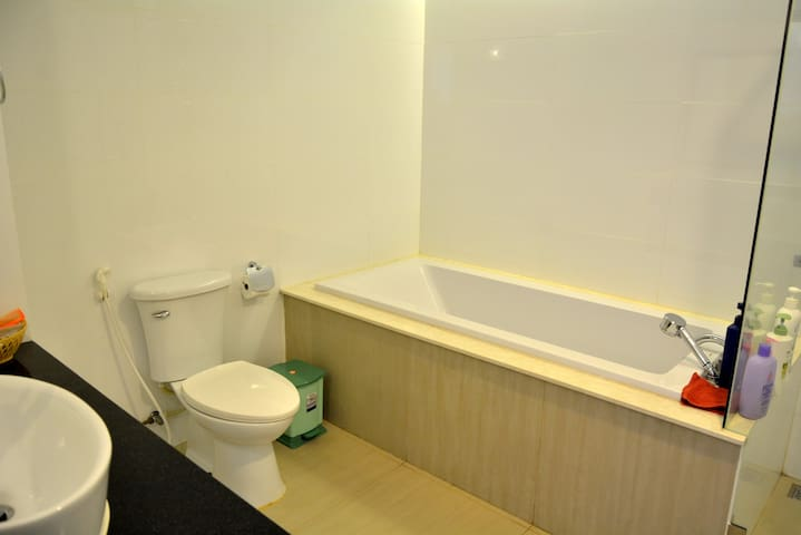 Rest room are fully equipped