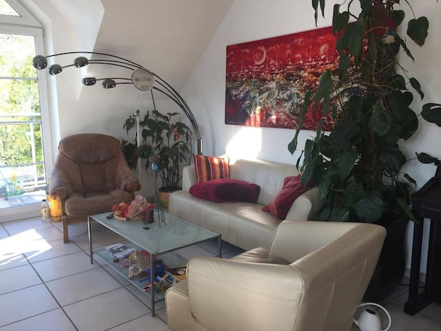 90m² Maisonette-Appartment nahe Koblenz - Vallendar - Condomínio