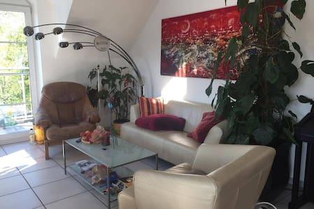 90m² Maisonette-Appartment nahe Koblenz - Vallendar - 公寓