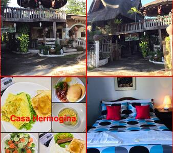 CASA HERMOGINA-Mount Pinatubo Guesthouse and Tours