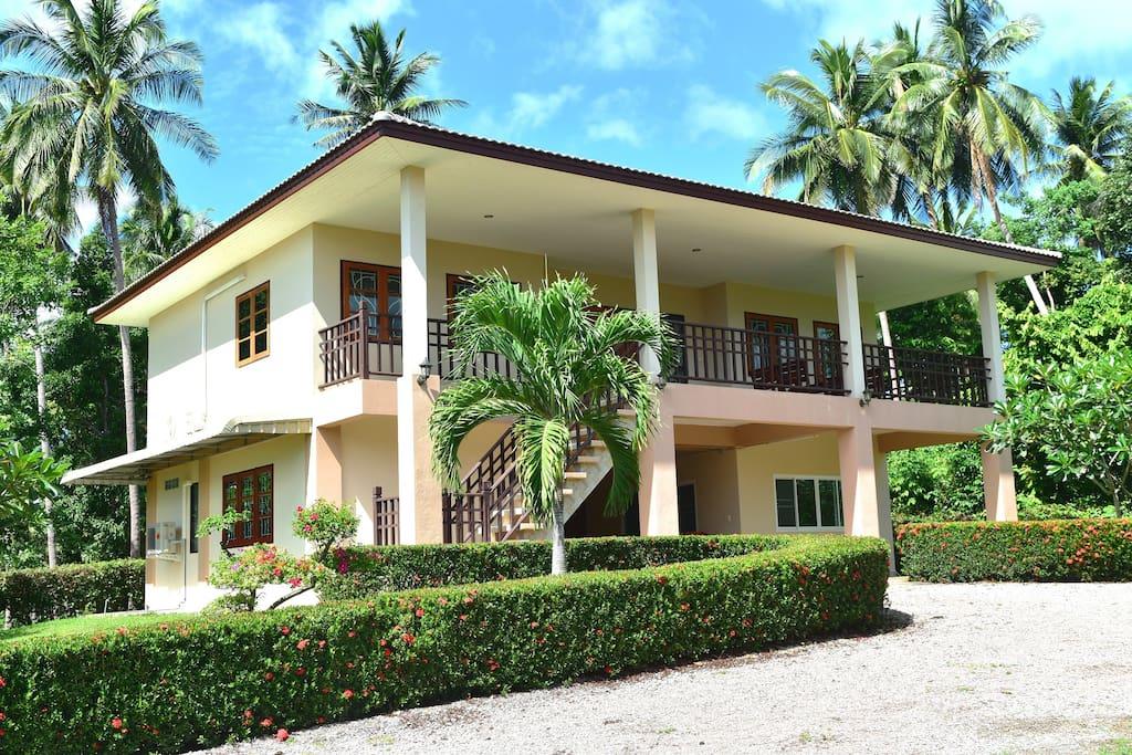 Kate House Large 2 Bedroom Apartment H User Zur Miete In Bang Saphan Prachuap Khiri Khan