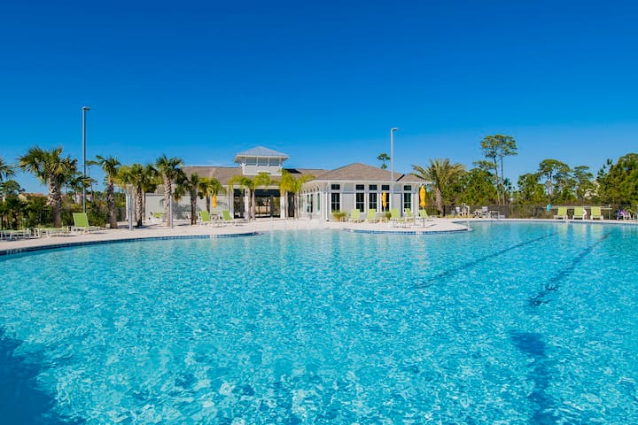 PRIVATE Beach & Club PERDIDO KEY, FL 4 BR 6522