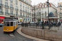 Electric Tram