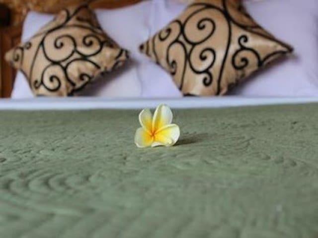 Kori bali 2,Tradional balinese style - Ubud - Leilighet