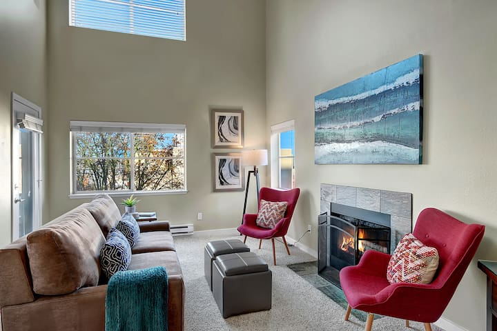 2 Bedroom Capitol Hill Oasis - Seattle - Pis