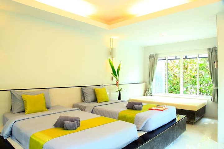 Great Room for 2 in Ao Nang