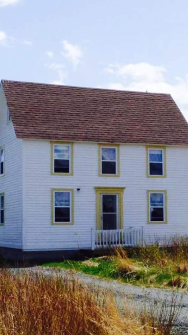 The Raspberry House