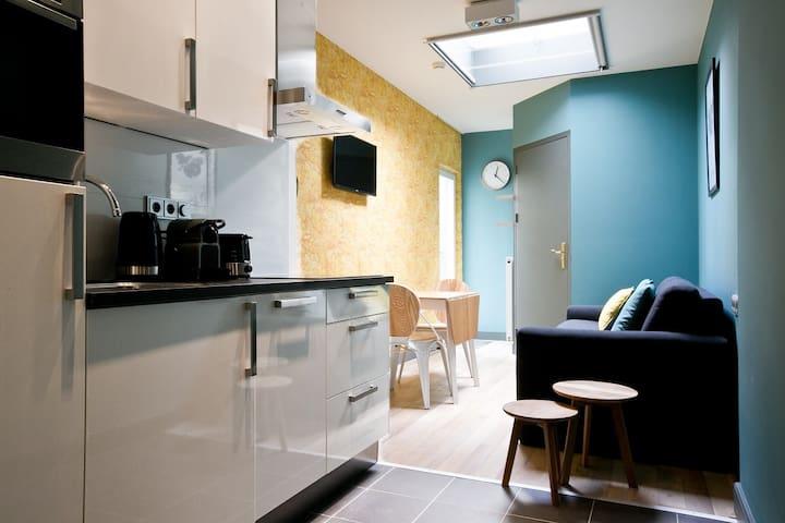 Cityden Museum Square, One bedroom apartment