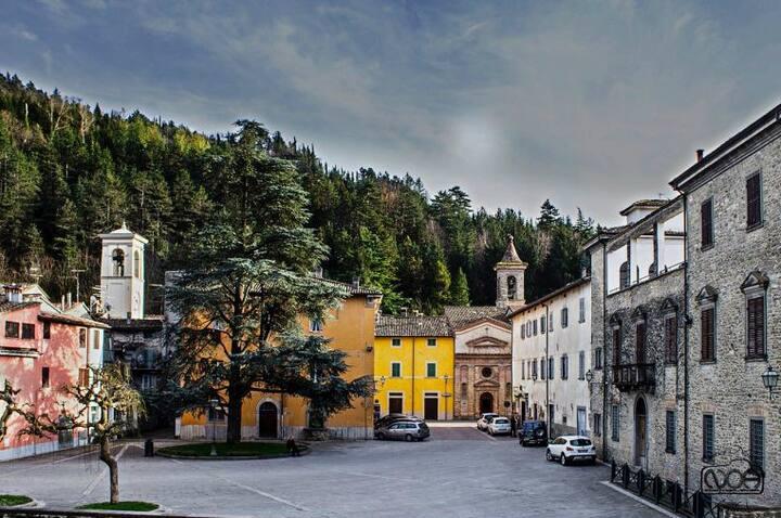 Romagna: pace e sport lungo il torrente Tramazzo