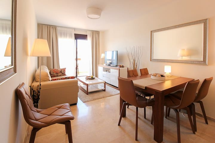 Modern apartment near La Cala beach - La Cala de Mijas - Appartamento