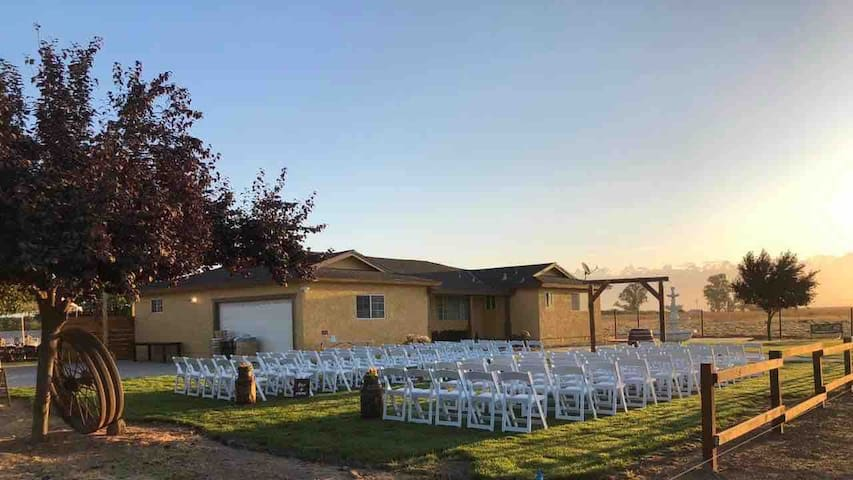 Add house to your event