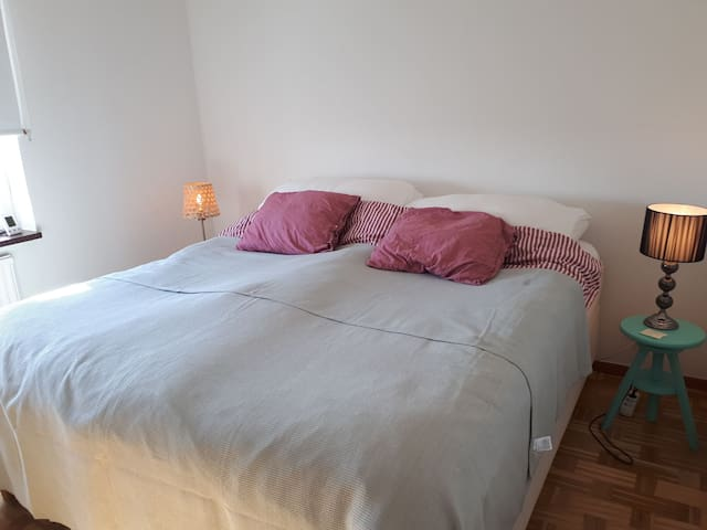 Shared apartment with your own bedroom