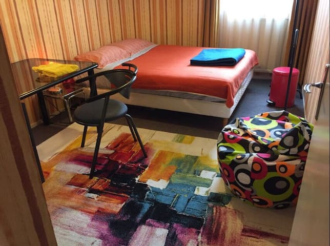 Quiet Pop Art Room / Central. - Paris - Apartamento