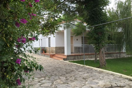 Casa de vacaciones en zona privado - Playa de Gandia