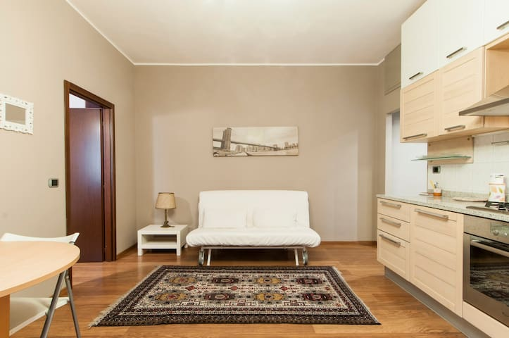 Apartment with bedroom MM Villa San Giovanni