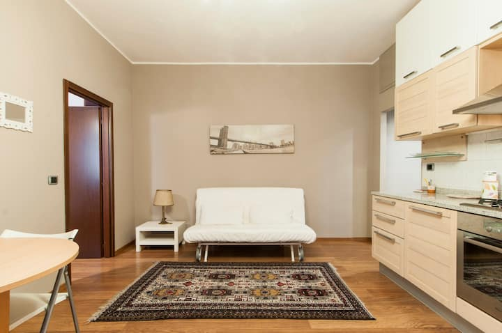 Apartment with bedroom MM Villa San Giovanni
