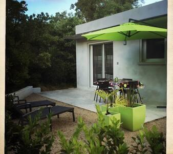 Mini villa entrte Terre & Mer