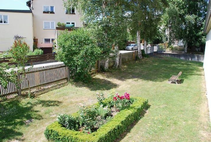 1800 m2 garden for you