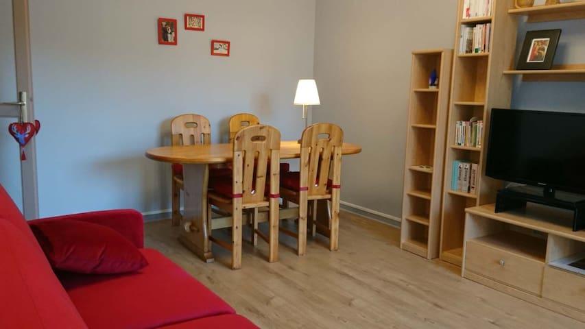 Chambéry : appartement tout confort, proche centre