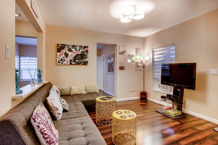 ❤️Casa Pacifica 2 Bdr in North Park by Gaslamp/Zoo