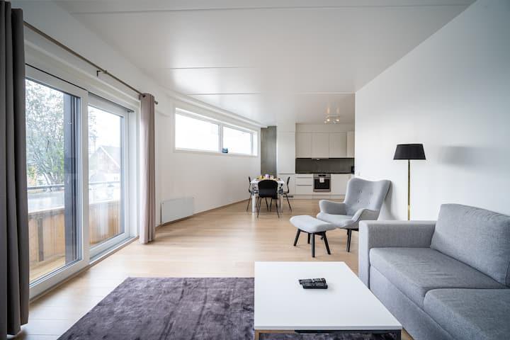 Brand new 2-BED 1-BATH city center apartment