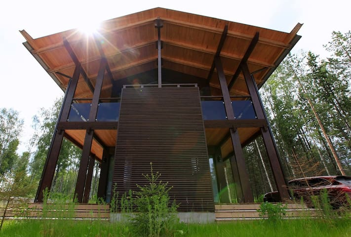 Amazing house near Saimaa - Lappeenranta - House
