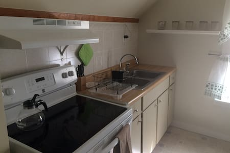 Cheerful one bedroom apartment! - Saint Albans City - Wohnung