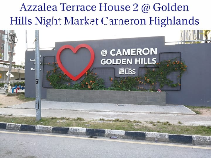 Azzalea Homes 2 @ Golden Hills Cameron Highlands