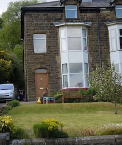 Friendly, light, Victorian semi-detached house. - Buxton
