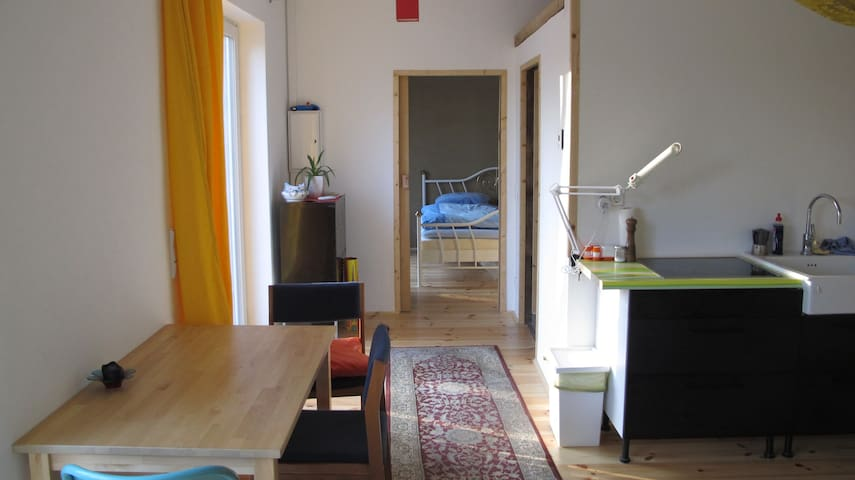 Privat Appartement am Rande von Berlin