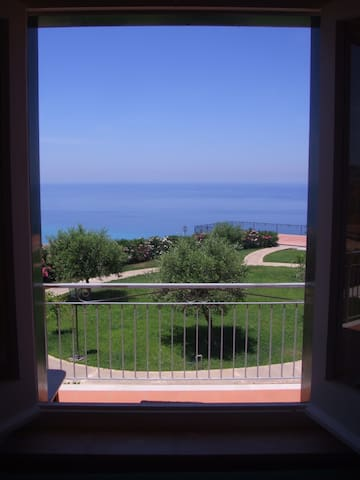 Parghelia, Itlay holiday apartment - Parghelia - Appartement