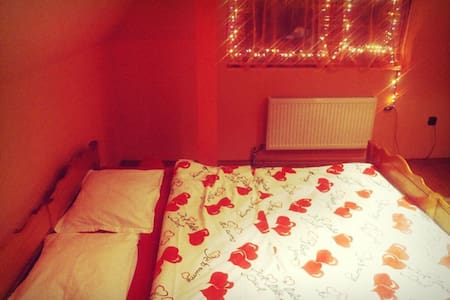 Clean room with great location. - Samokov