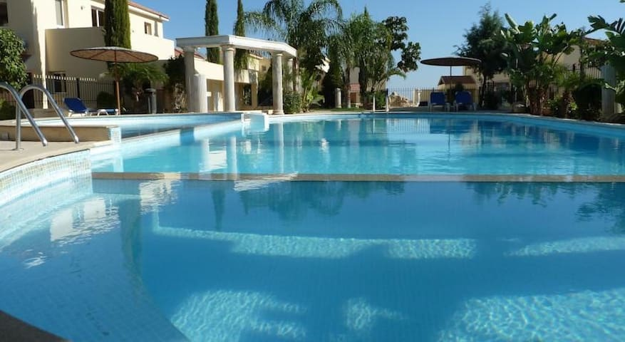 Your Holiday House / Free Pool + Wifi - Tersefanou  - Casa