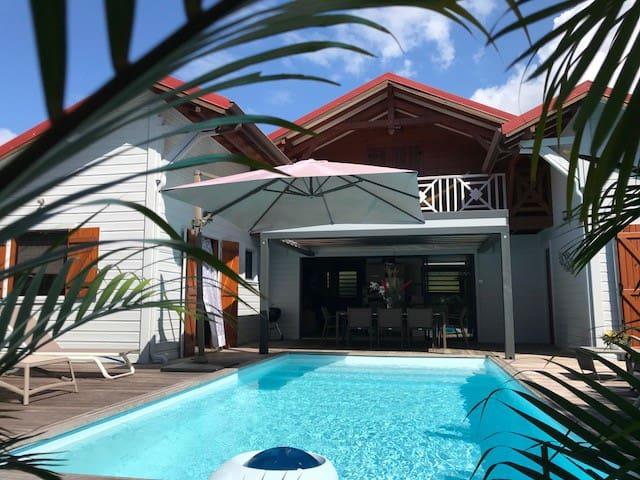 Villa Starbay **** label Clé Verte