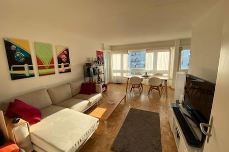 Modern and super cozy room in Pfäffikon