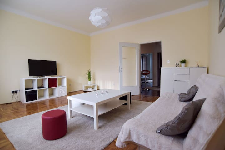 COSY APARTMENT 50m2, FREE PARKING - Zagreb - Apartamento