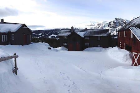 Hemsedal - Gravset - 小木屋