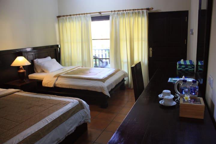 Tulamben  Liberty Deluxe Resort Room