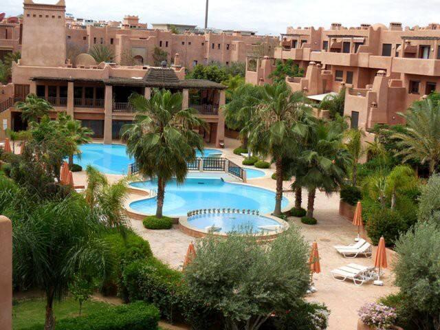Bel appartement Résidence haut standing - Marrakech - Lejlighed