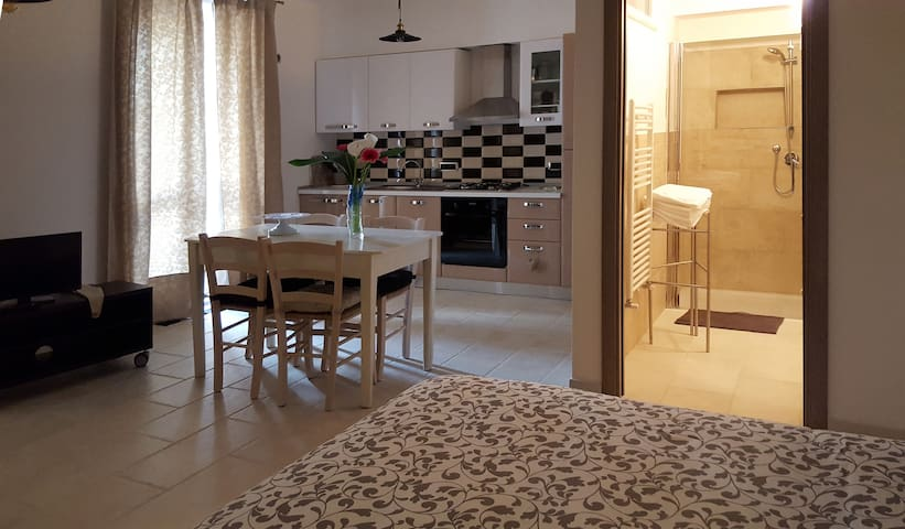 Very nice apartment in Norcia - Norcia - Wohnung