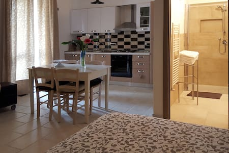 Very nice apartment in Norcia - Wohnung