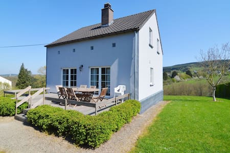 Lovely Holiday Home in Ardennes Luxembourg with Garden