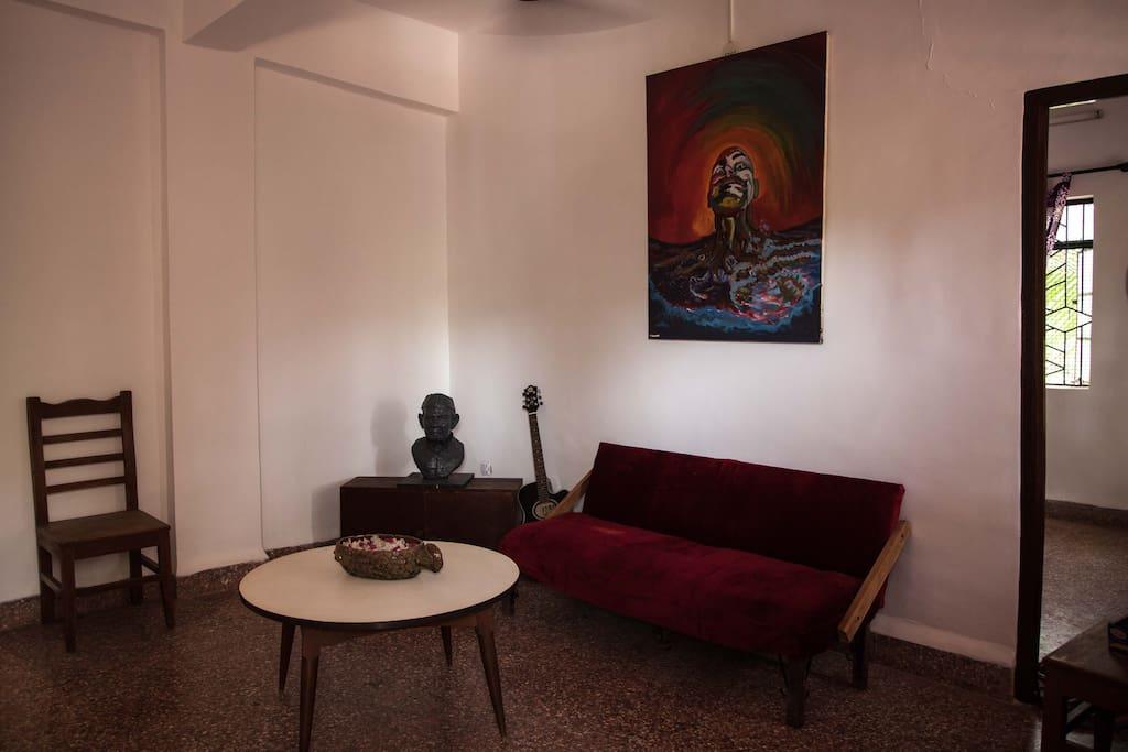 mon petit fr re private rooms appartements louer. Black Bedroom Furniture Sets. Home Design Ideas