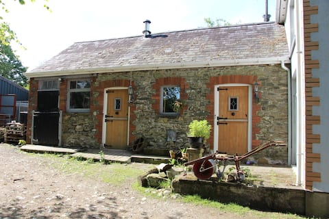 Converted stable at Tanrhiw Farm