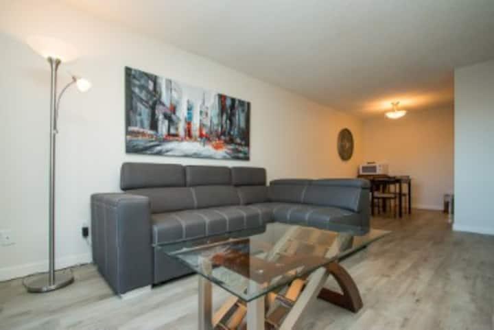 Newly Renovated Apartment Close to Enmax Centrium