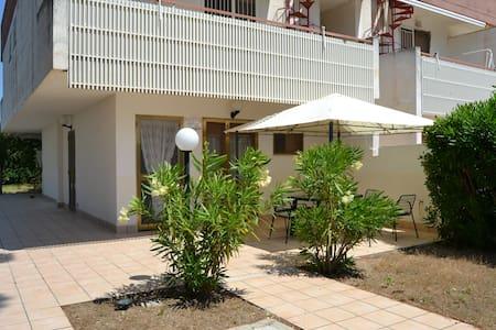 Luminoso pianterreno ad Ippocampo, Manfredonia, FG - Ippocampo - Apartment